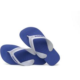havaianas Max Sandalias Niños, new graphite/marine blue